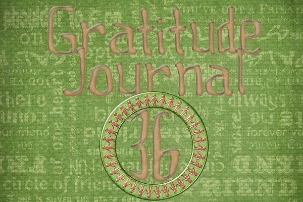 Gratitude Challenge Revisited Day 36 - News - Bubblews
