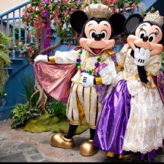 Laissez les Bon temps Disney