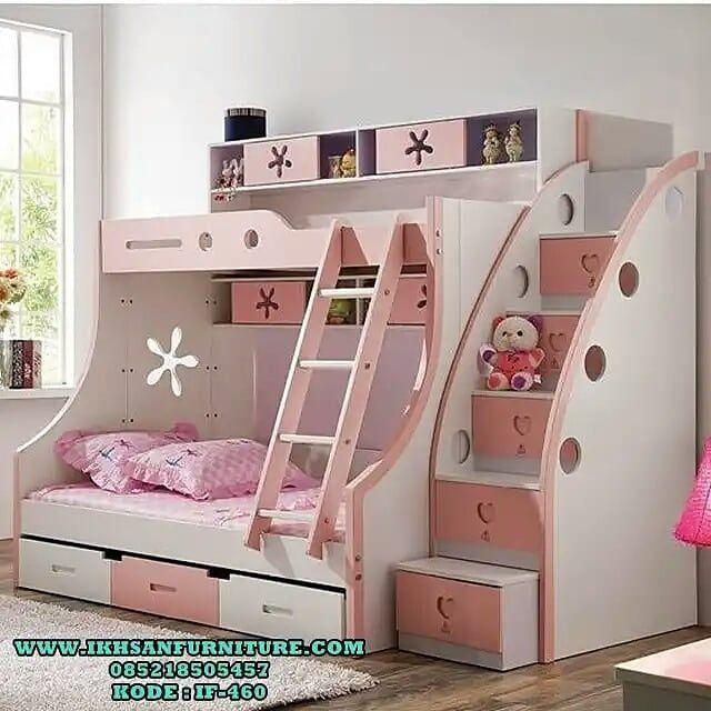 Tempat Tidur Susun Anak
