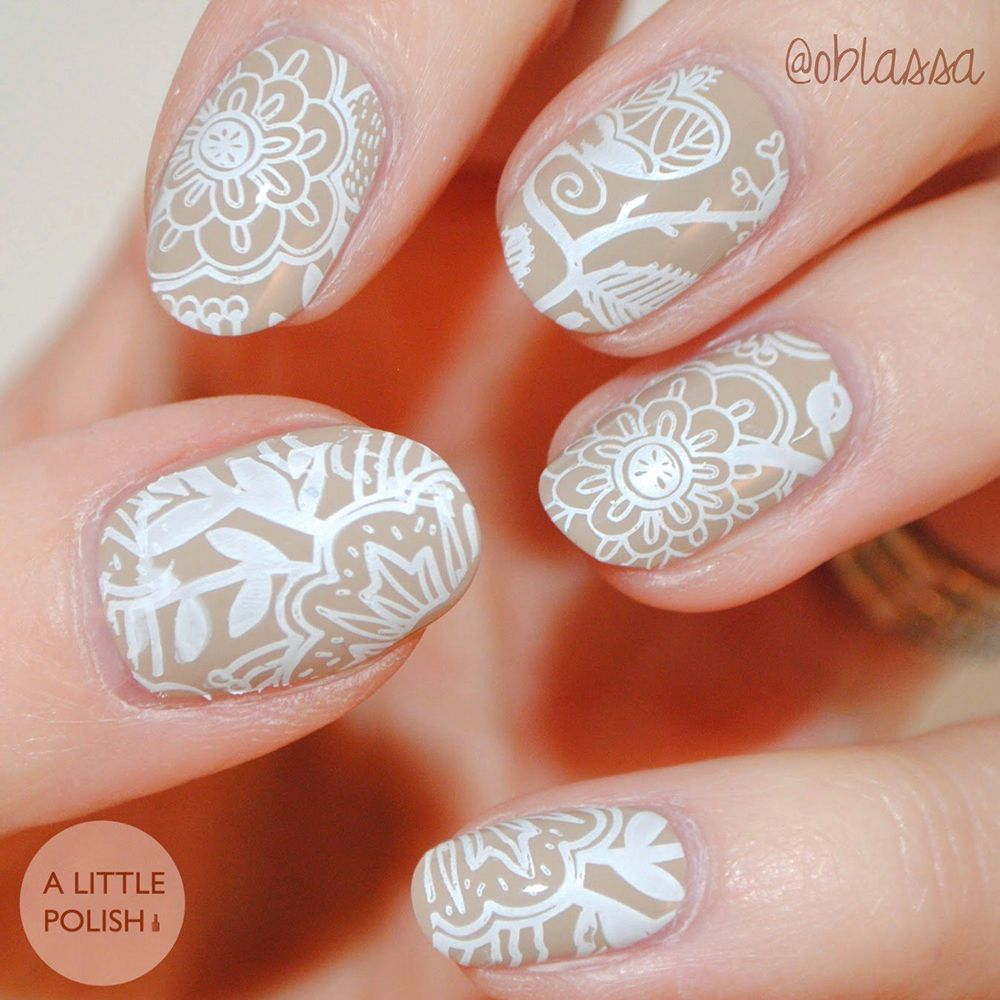 Girly Nail Art Guide An Overview Of Major Three Nail Art Designs