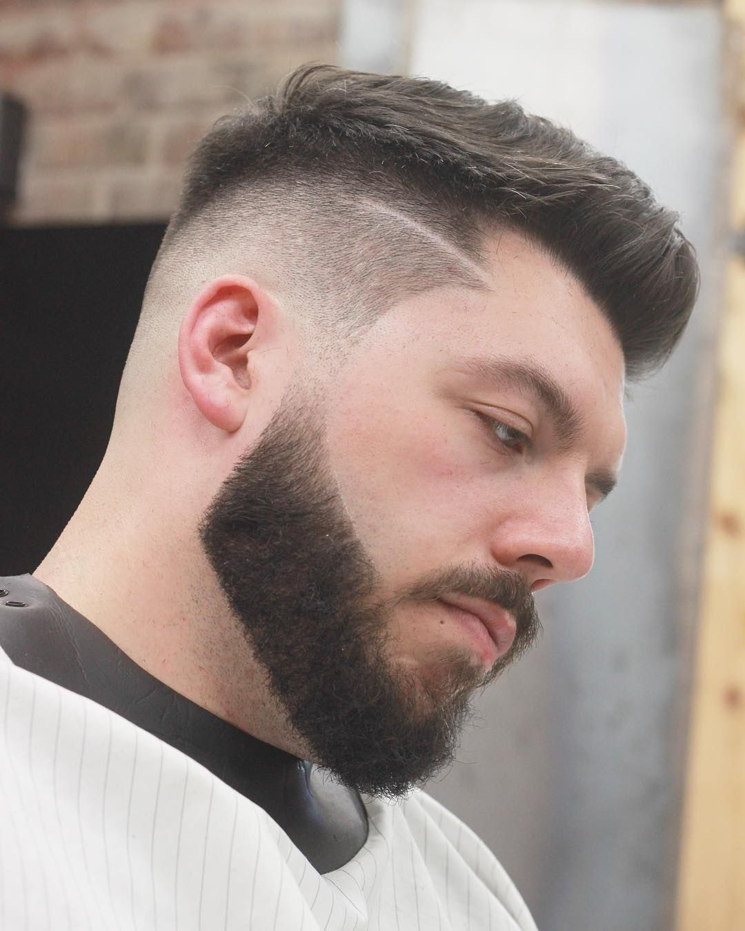 Mens haircuts with beards  simple regular clean cut haircuts for men  haircuts
