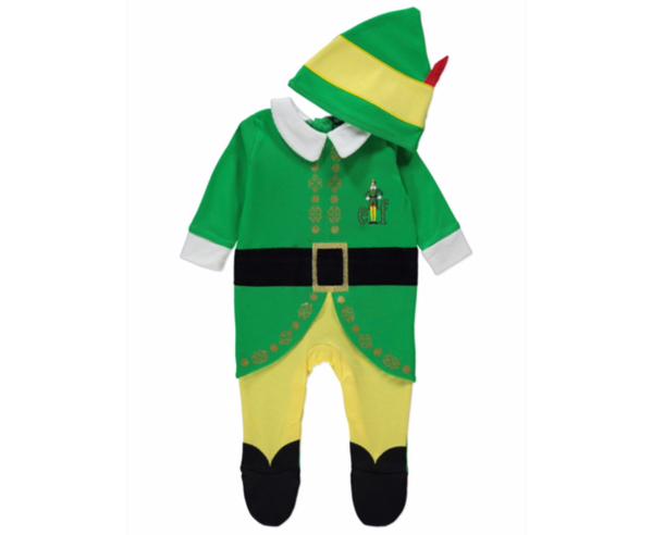 Parent S Bargains Uk On Buddy The Elf Costume Baby