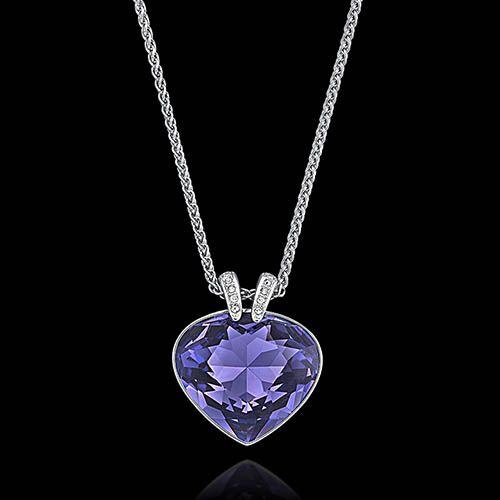 cfa1866593c0b Swarovski Oceanic Pendant Blue Retail Price: $149.00 Points: –5,500 ...