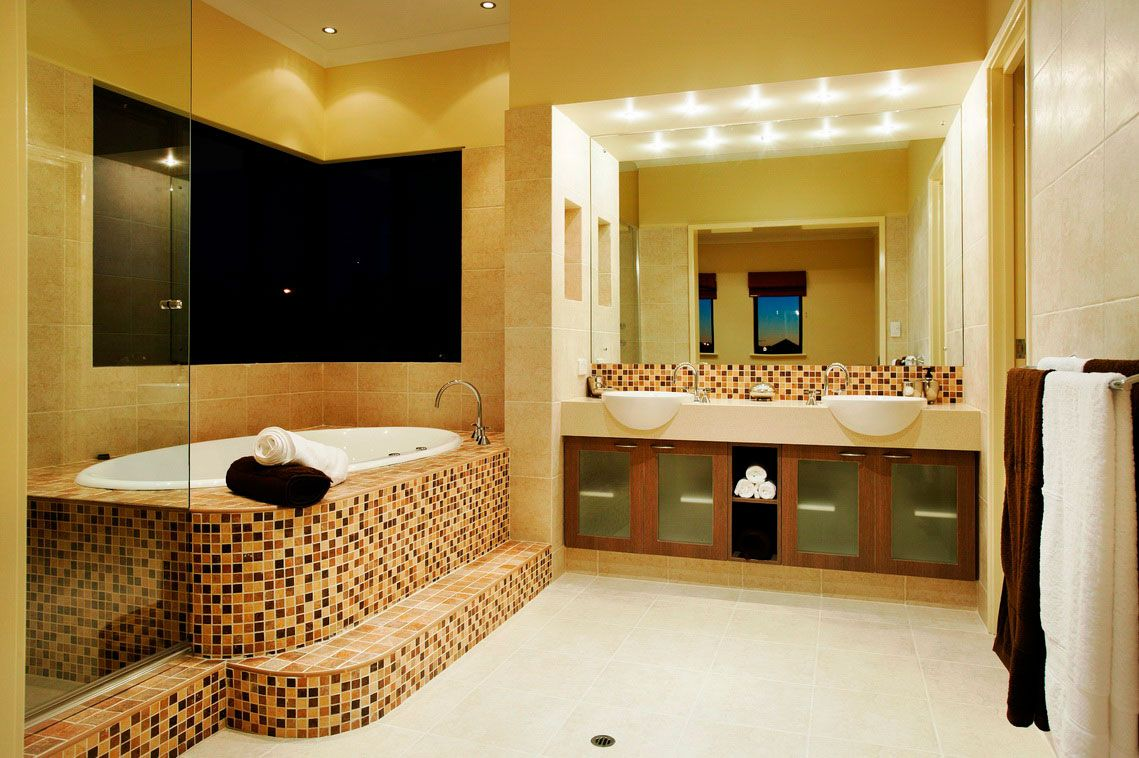 11 Bathroom Ceiling Design Ideas with Best Lights | Ceilings ...