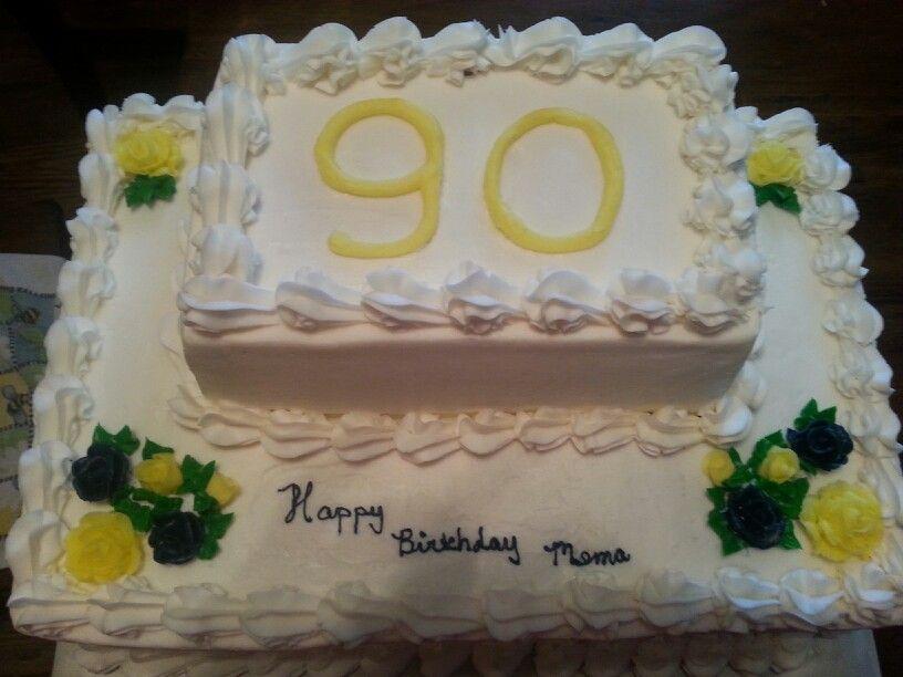 Birthday for elderly Cakes by Design Pinterest Cake