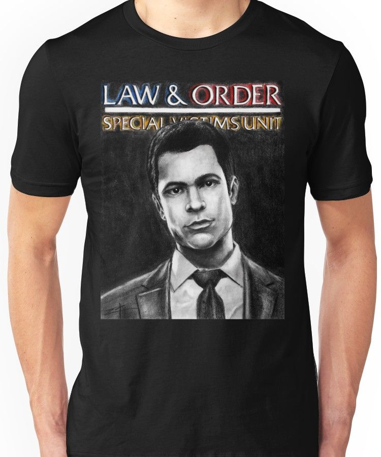 b0a6f97a8c1 Nick Amaro from Law and Order svu | Unisex T-Shirt in 2019 ...