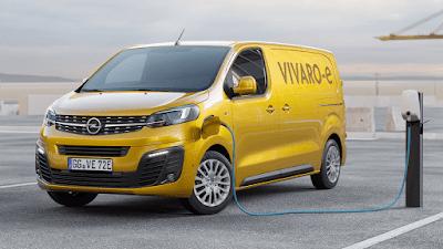 New Opel Vivaro E Starts In 2020 Successful Lcv Goes Electric Opel Vauxhall Bmw Truck