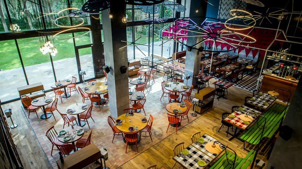 Asi Es Bellavista Del Jardin Del Norte El Restaurante De Los Messi
