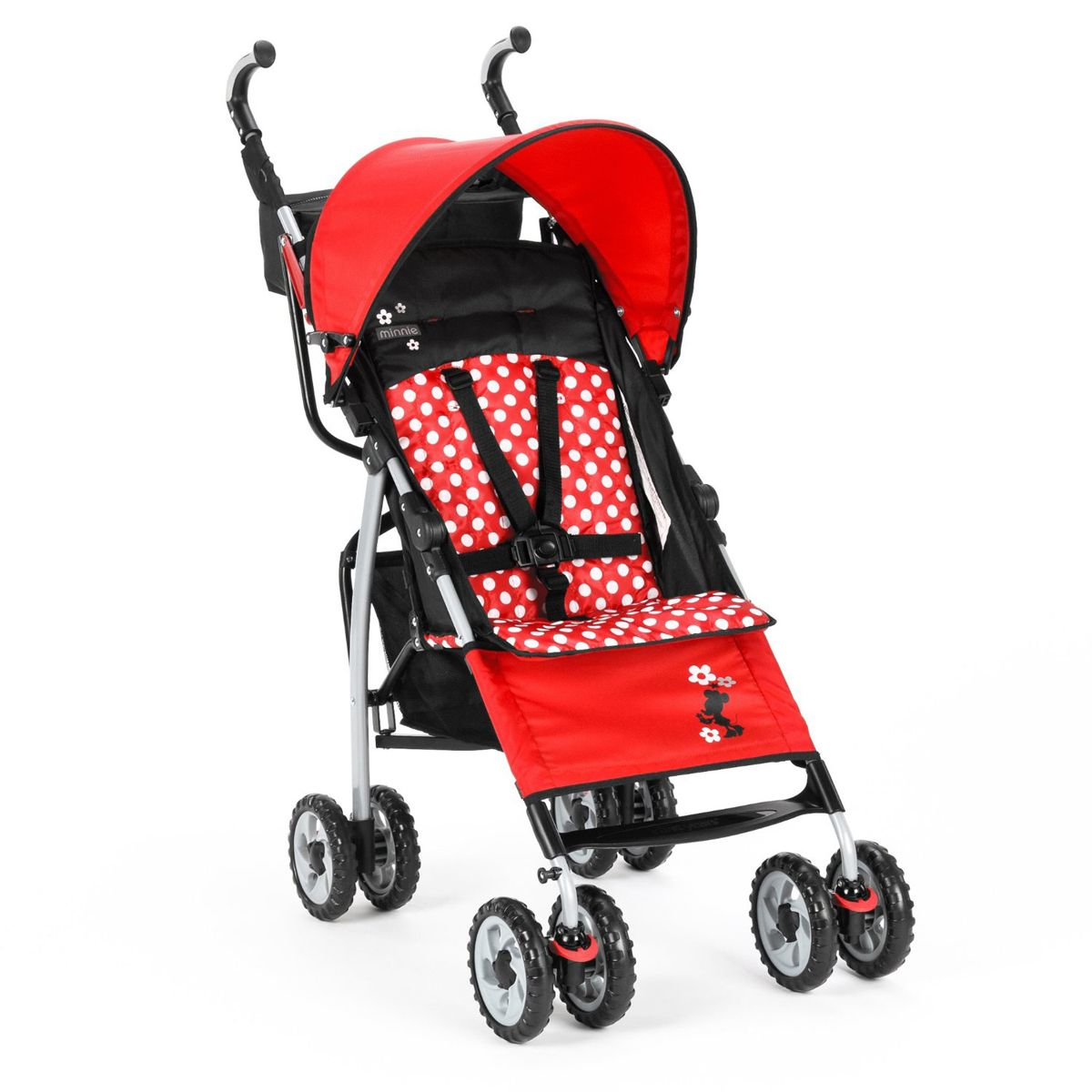 Minnie Mouse Stroller, Ignite Stroller, Baby disney