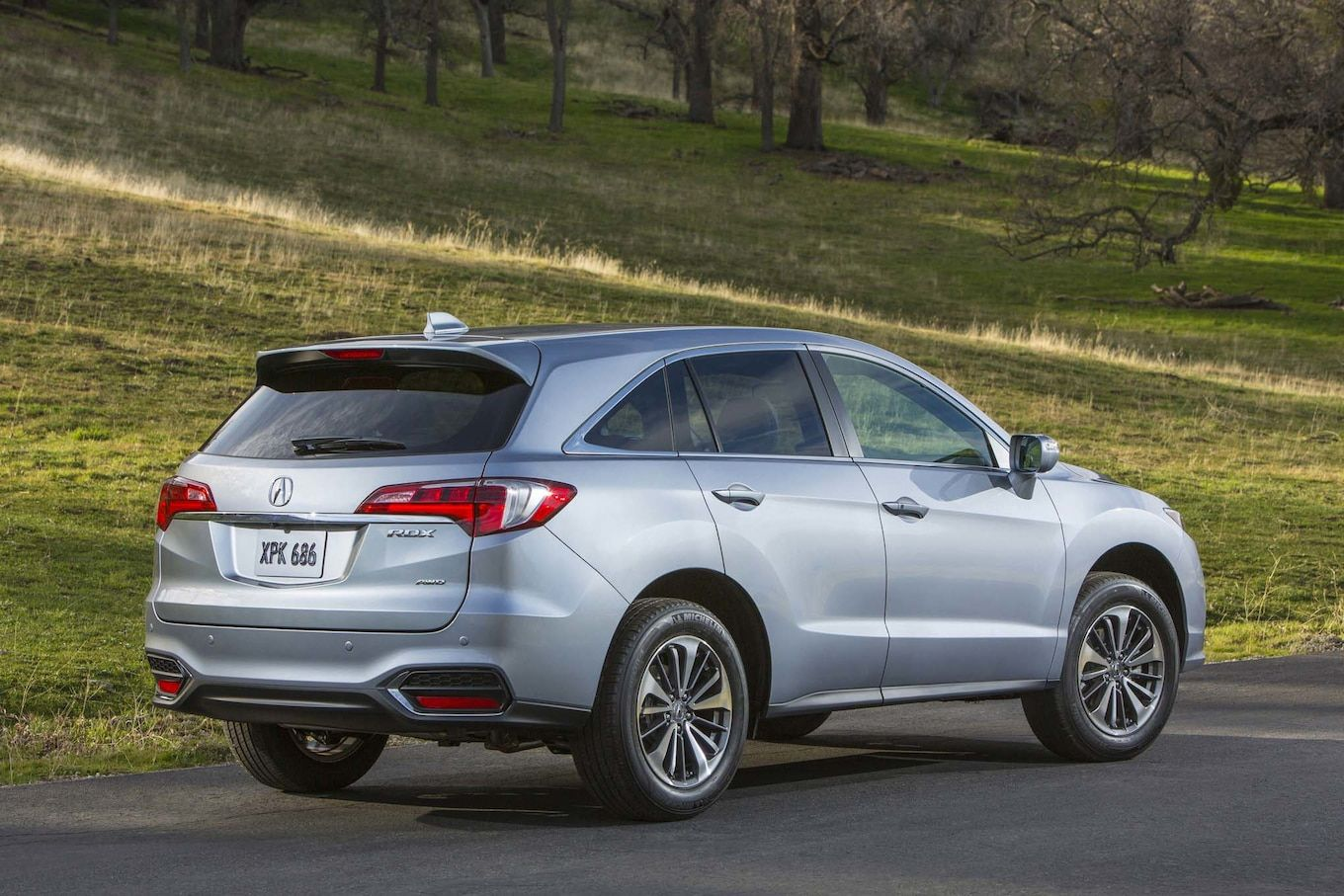 2017 Acura Rdx Reviews And Rating Motor Trend