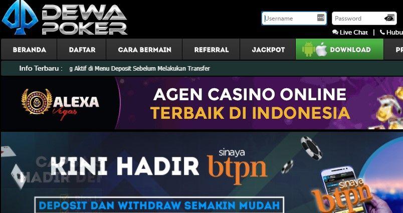Dewa Poker Online Poker Helping Kids Online