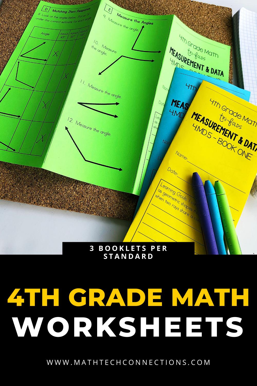4th Grade Measurement Area Perimeter Measure Angles 4 Md 1 4 Md 7 4th Grade Math 4th Grade Math Worksheets Guided Math Groups [ 1500 x 1000 Pixel ]
