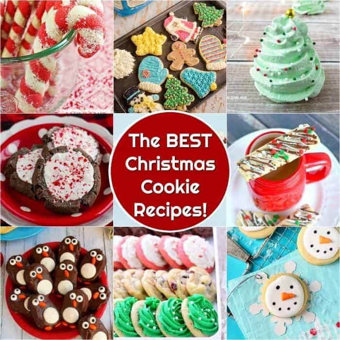 The Best Christmas Cookie Recipes! Food Drink in 2018 Pinterest