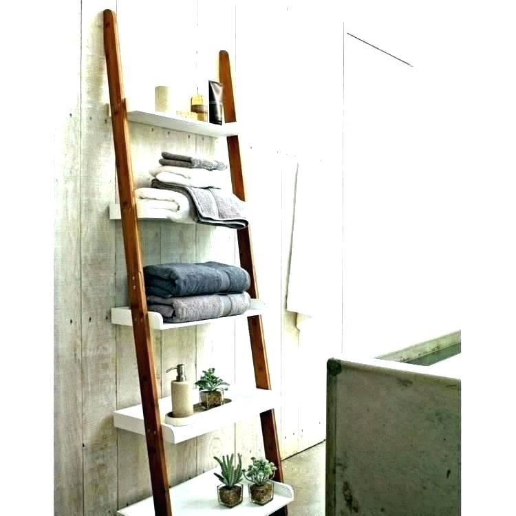 More Click White Leaning Book Shelf Bookcase Ikea White Ladder Bookcase Ikea Leaning Book Shelf Bookshelf Slan Bathroom Ladder Spa Style Bathroom Shelves