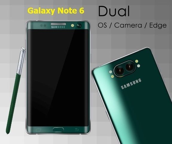 Samsung Galaxy Note 6 Release Date, Price, Specs and Features ...