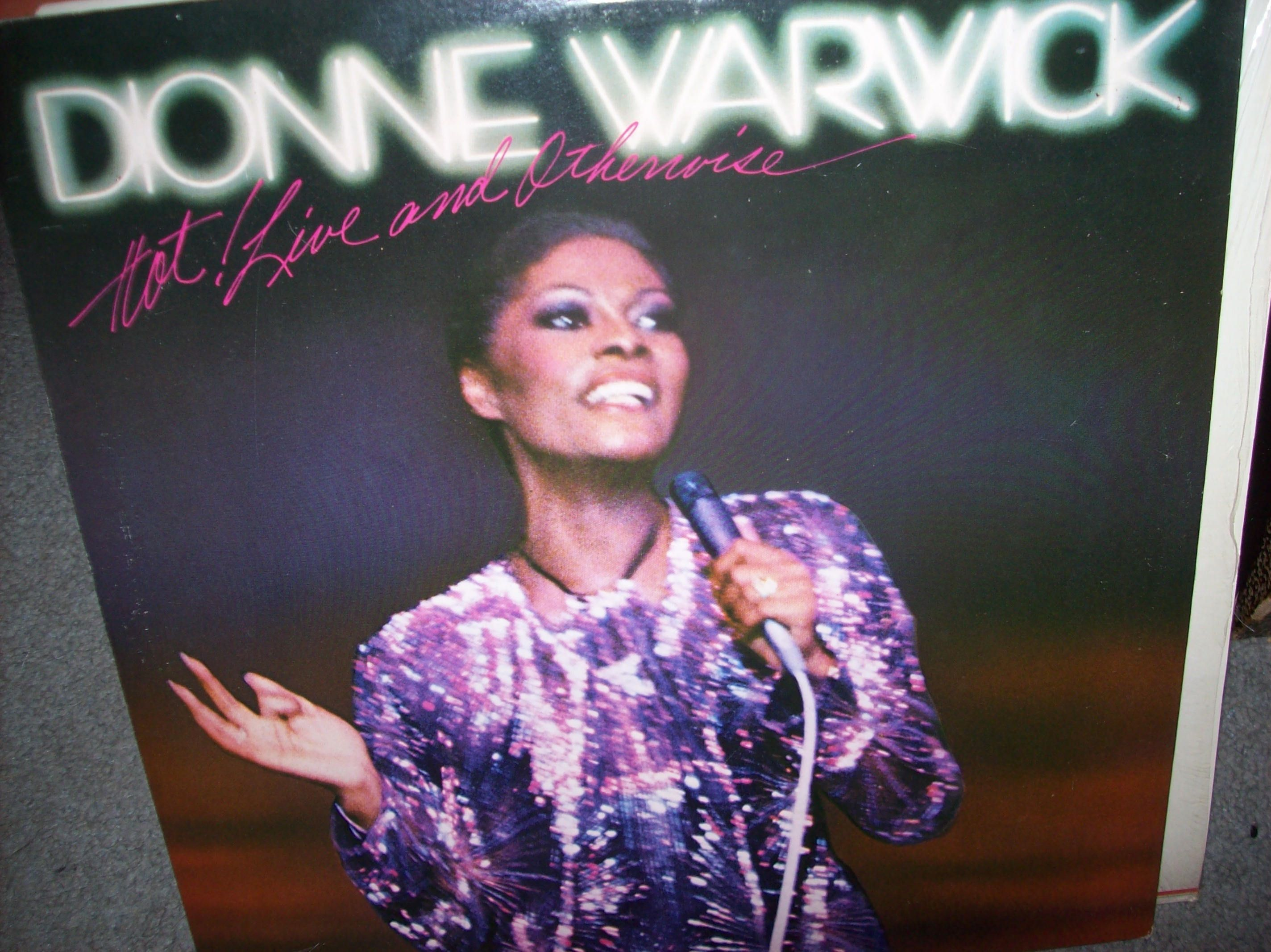Dionne Warwick Hot Live And Otherwise Lp Album 2 X Records 1981 Vinyl Rhythm Blues By Kd15 On Etsy Dionne Warwick Rhythm And Blues Lp Albums