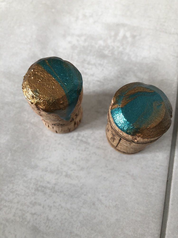 How To Make Drawer Handles Out Of Corks How To Make Drawers Drawer Handles Old Nail Polish