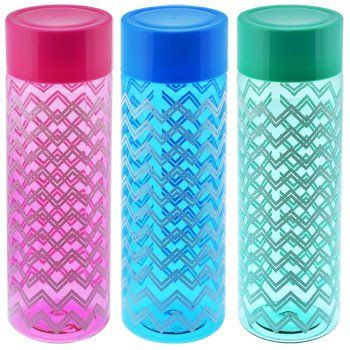 Slim Water Bottles Are Easy To Carry And Perfect For