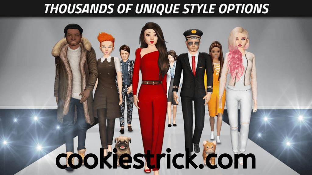 Avakin life mod apk [3D Virtual World, Unlocked, Unlimited