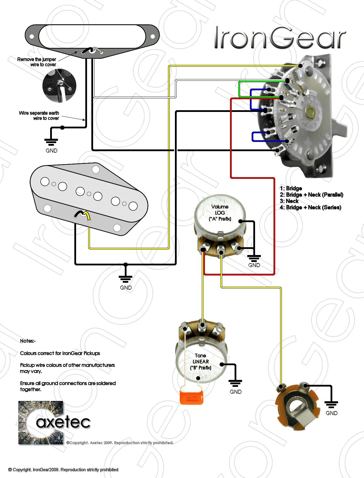New Wiring Diagram Fender 5way Switch 3 way switch