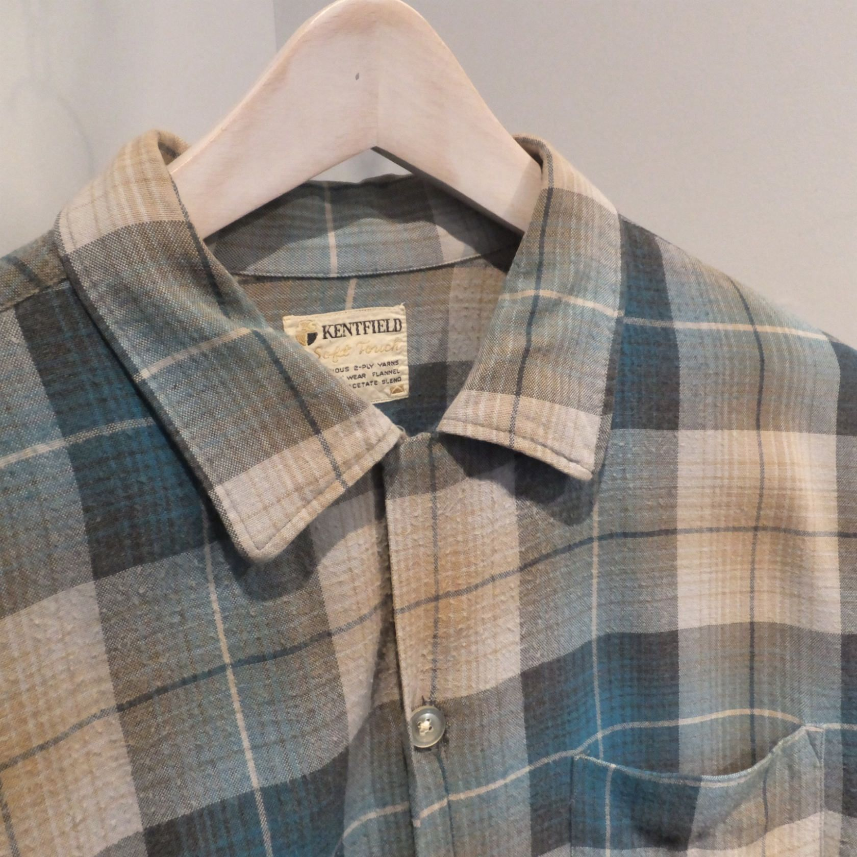 Vintage Shirts【KENTFIELD】| RUMHOLE beruf - Online Store 公式通販サイト