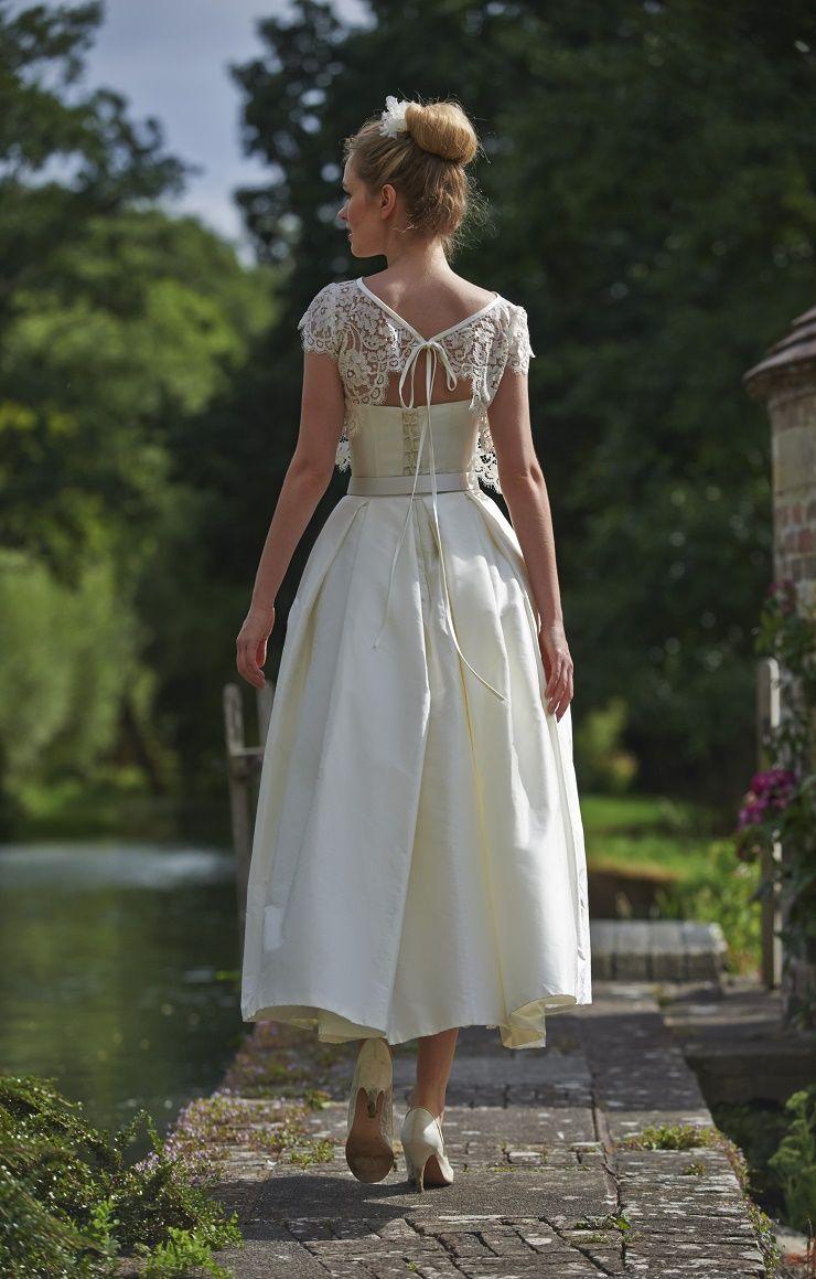 bfbad9db6e8e Stephanie Allen 2016 Wedding Dresses { Love Letters Bridal Collection }  itakeyou.co.uk #weddingdress #weddinggown