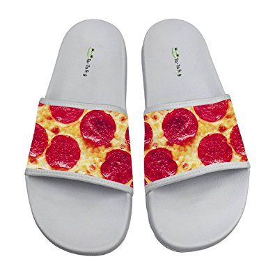 55d554c5a02232 TA-TA FROG Pizza Sandals indoor   outdoor Slippers Review