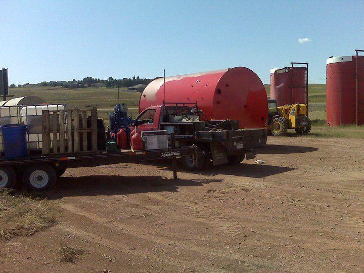 Sowards Oil Field Services, Gillette Wyoming