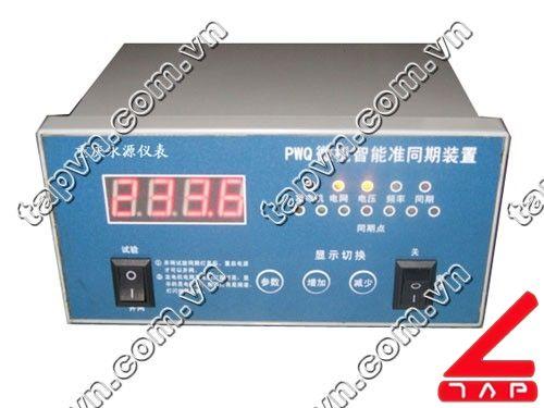 Đồng hồ hòa đồng bộ máy phát PWQ