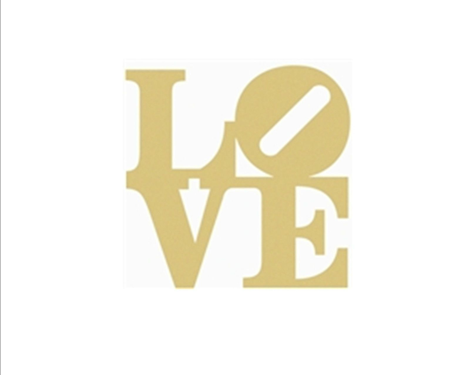 Word Love Style 1 Unfinished Mdf Shape Cutout Wall Decor Variety ...
