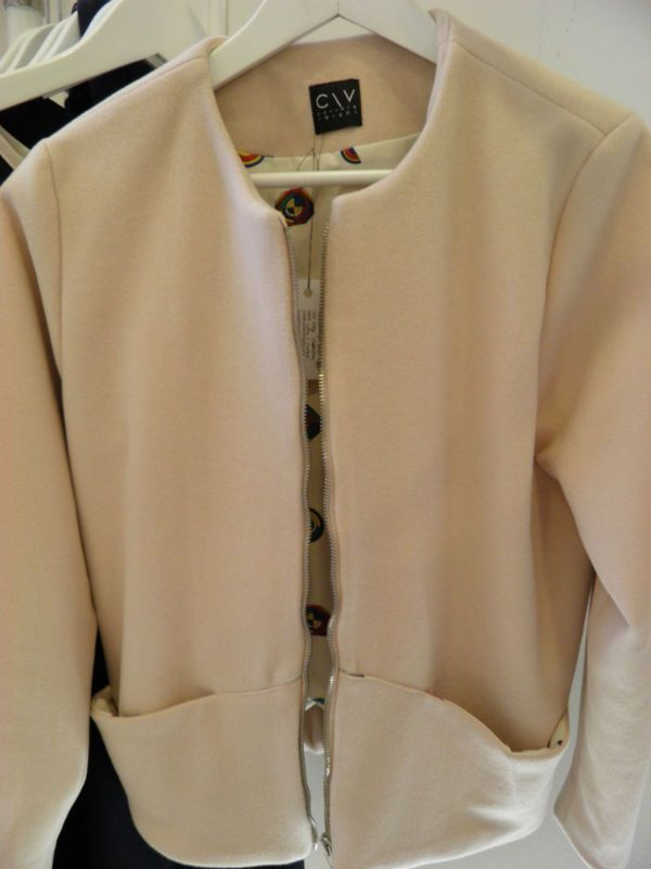 Wool jacket - 189€