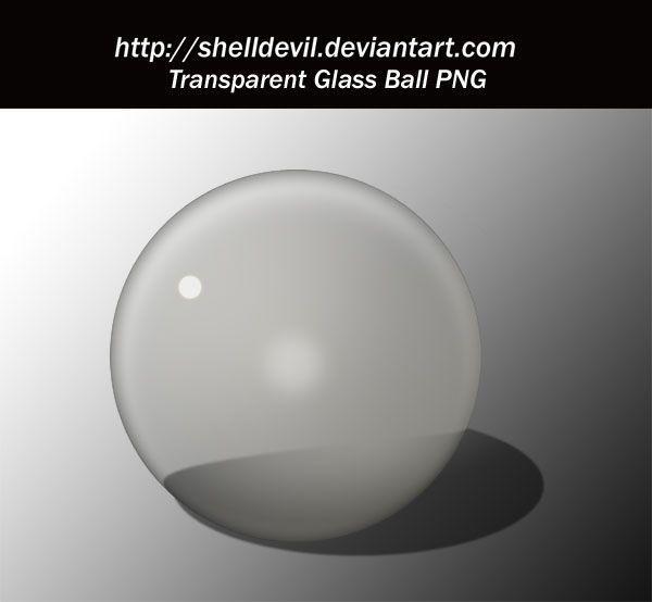 Glass Ball Png By Shelldevil Deviantart Com On Deviantart Glass Ball Glass Ball