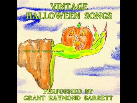 On A Wild Halloween Audio Vintage Halloween Song Witches