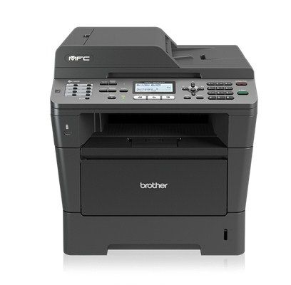 Shop MFC-8520DN Brother MFC-8520DN multifunctional Printer - Refurbished with 3 months Return To Base Warranty & Working Consumables from Athema.    #RefurbishedPrinters