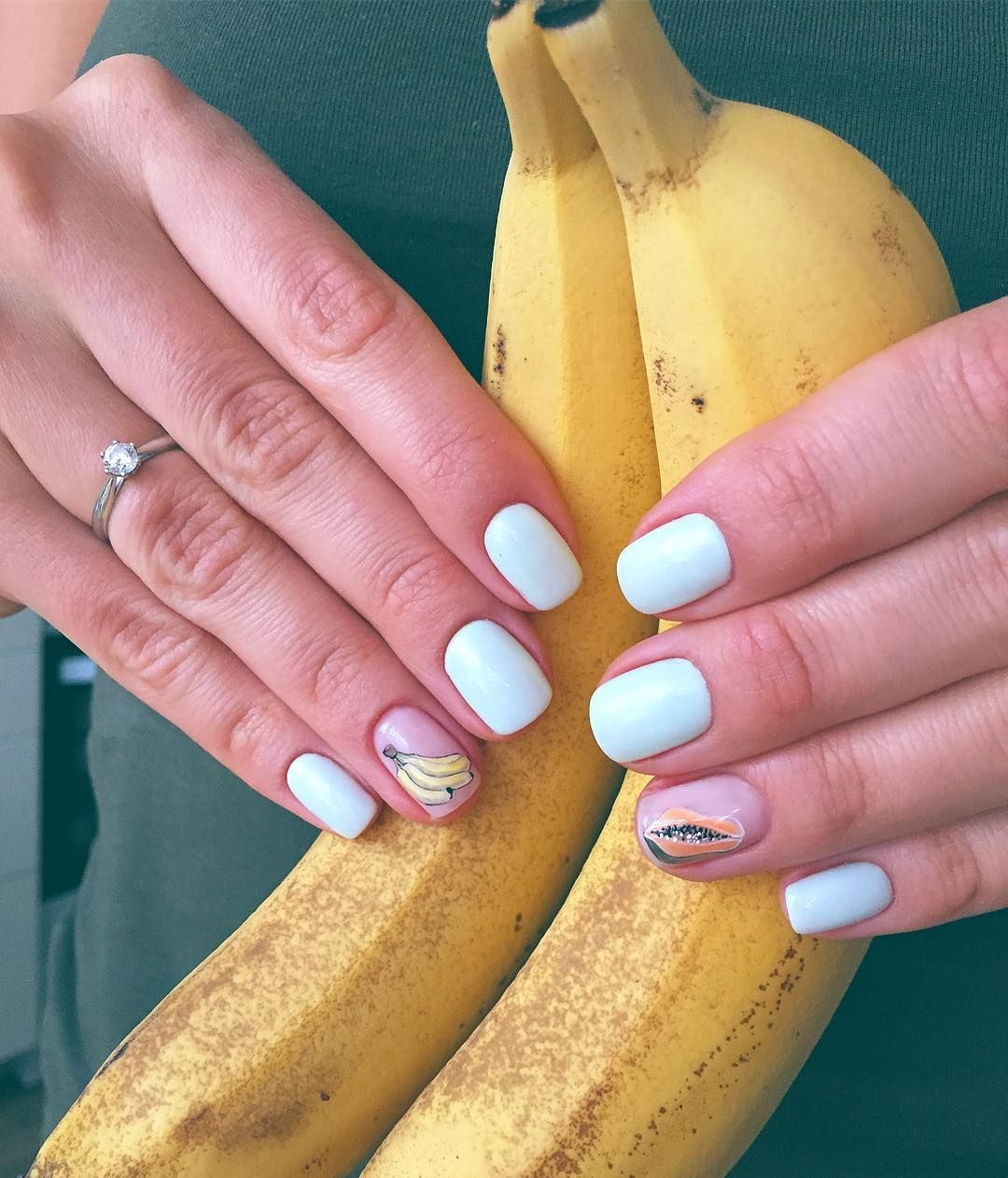 awesome 25 Ideas on Pink and White Nails - Spring Inspiration for You Check more at http://newaylook.com/best-pink-and-white-nails/