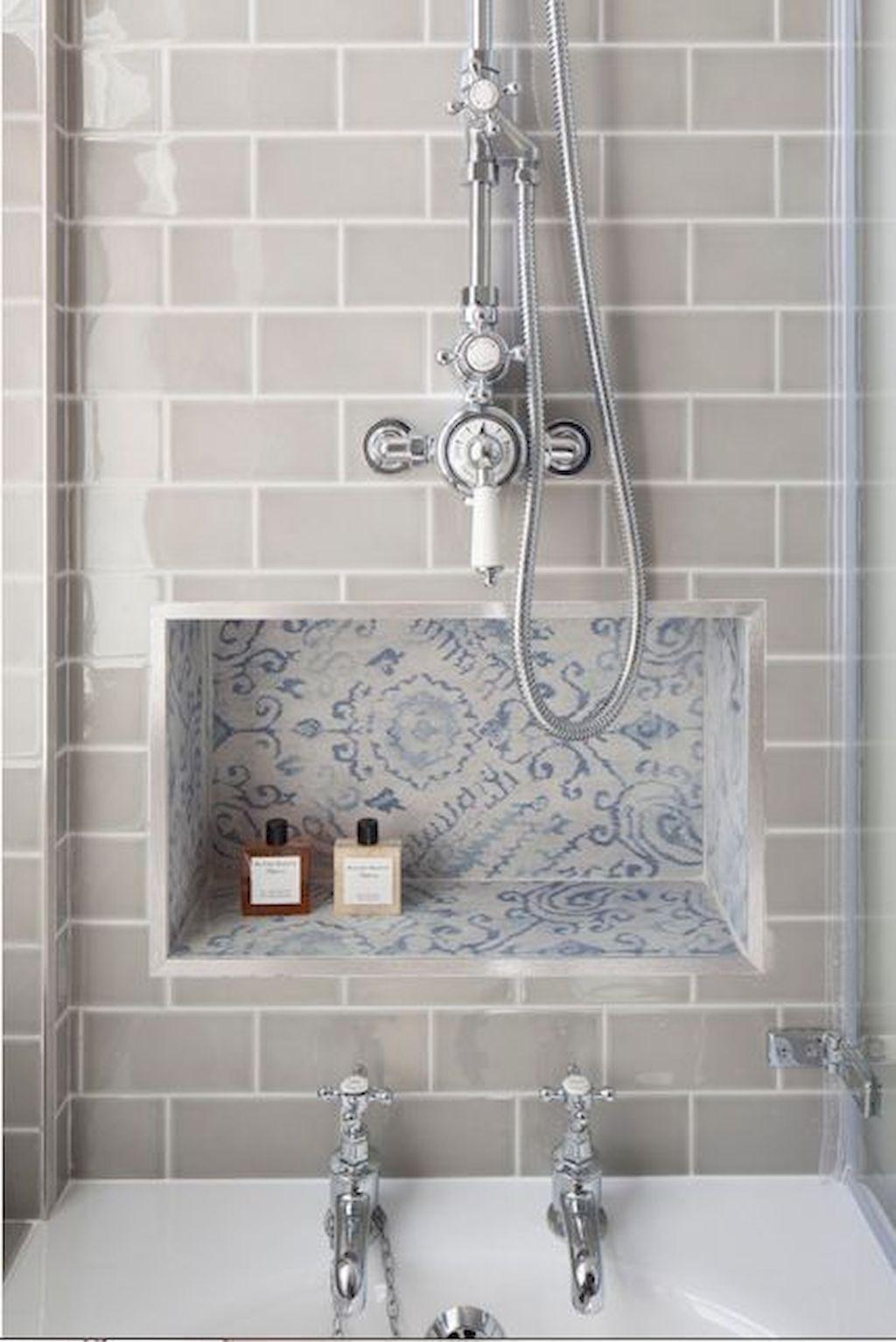 55 Inspiration Bathroom Tile Pattern Decorating Ideas | Pinterest ...