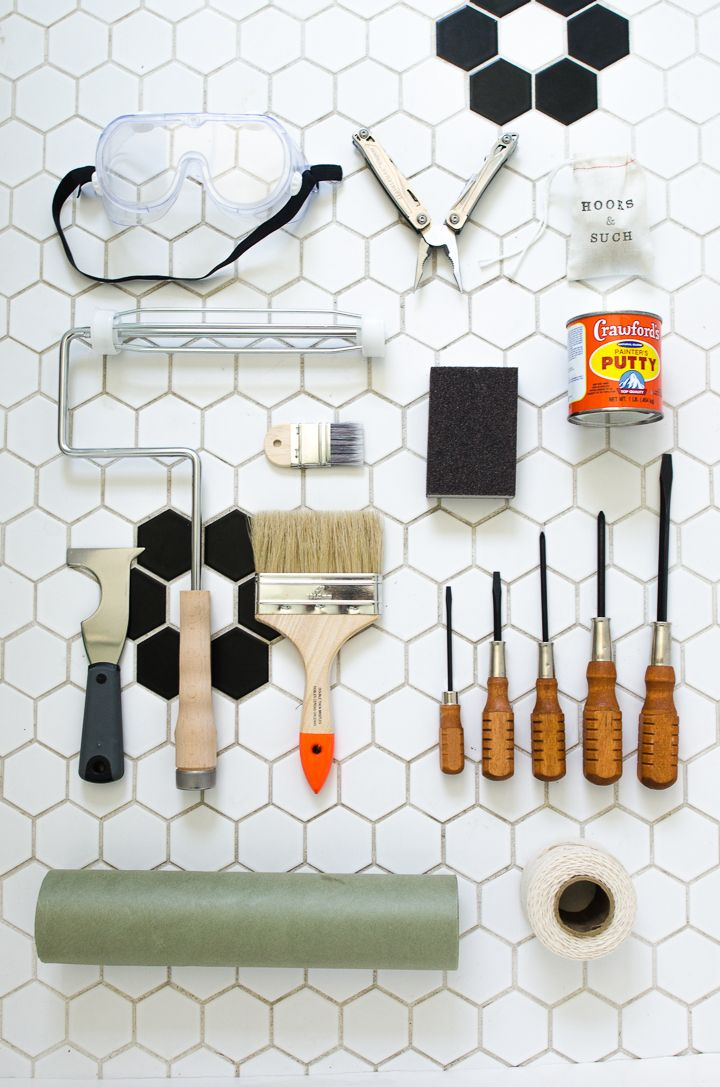 Ditch the registry and go straight for this gift: DIY Home Repair Kit!