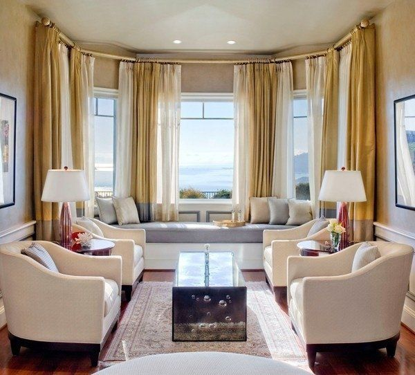 Bay Window The Beautiful And Fascinating World Of Decorating