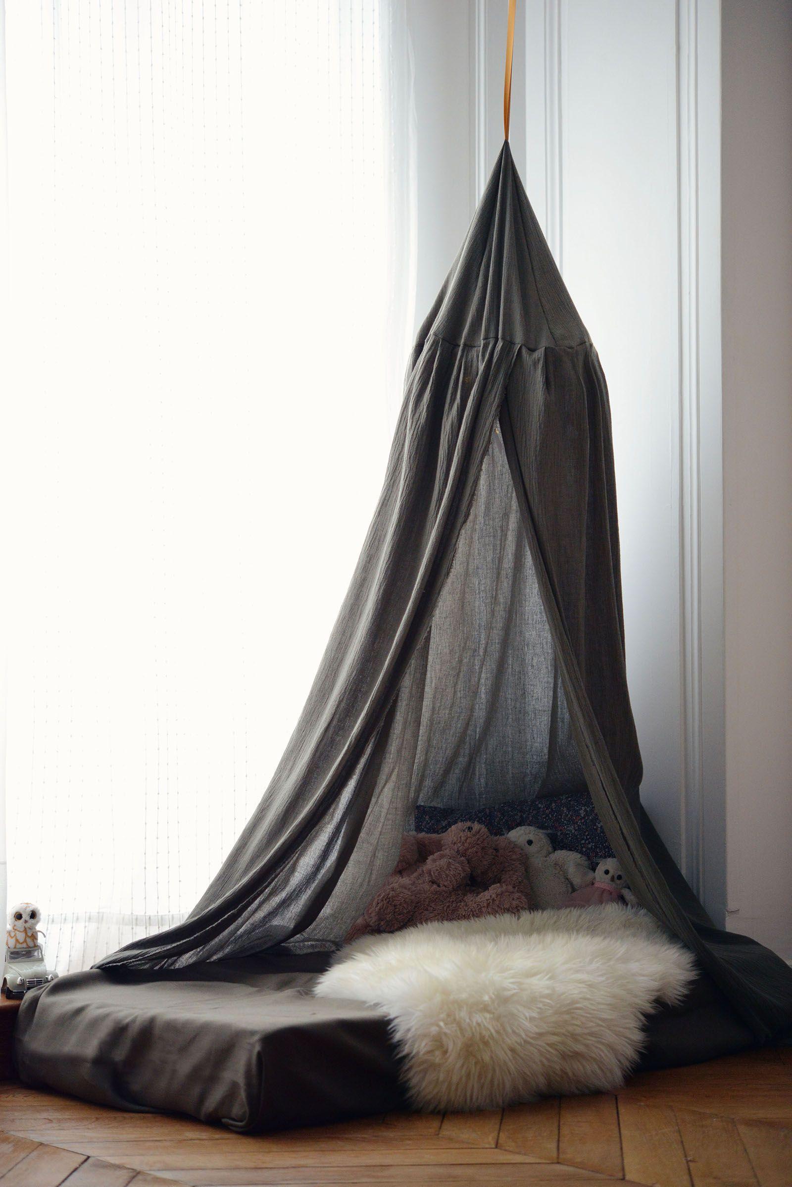 DIY   fabriquer une tente pour les enfants   Nursery   Pinterest ... 6e7f71c76ad3