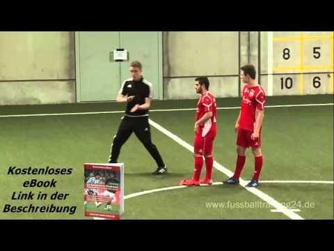 Detailcoaching Im Fussball 23 Variationen Im Passdreieck