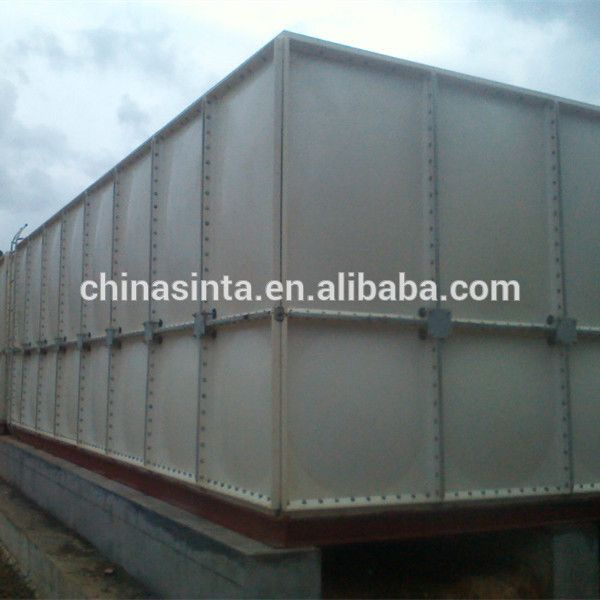 Durable Assembled Frp Water Storage Tank For Fire Fighting And Drinking Water Storage Water Tank Water Storage Water Storage Tanks