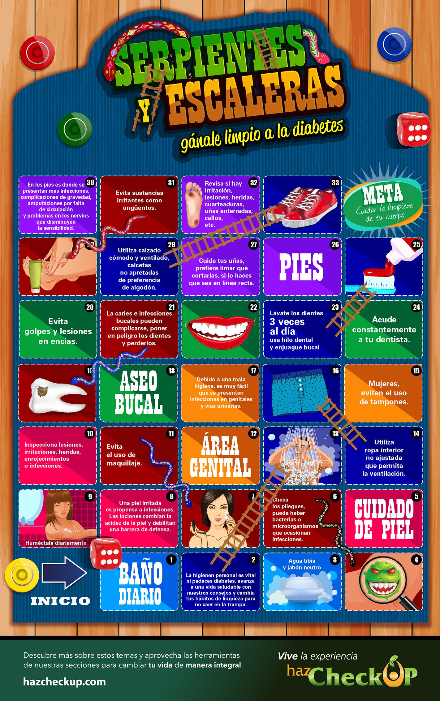 juegos para prevenir el diabetes