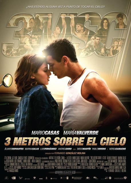 Tres Metros Sobre Cielo Teenage Movie Romantic Movies Romance Movies