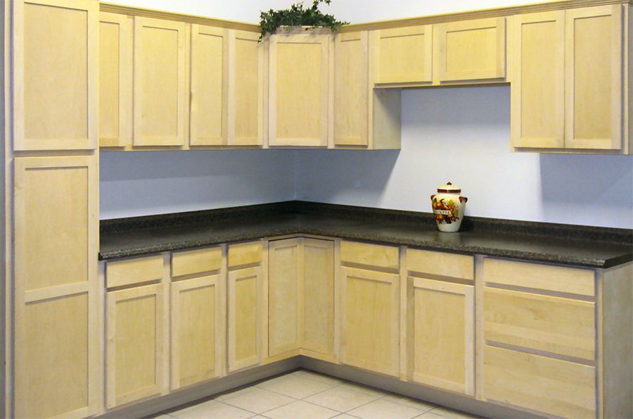 Unfinished Maple   Grossman's Bargain Outlet   kitchen   Pinterest ...