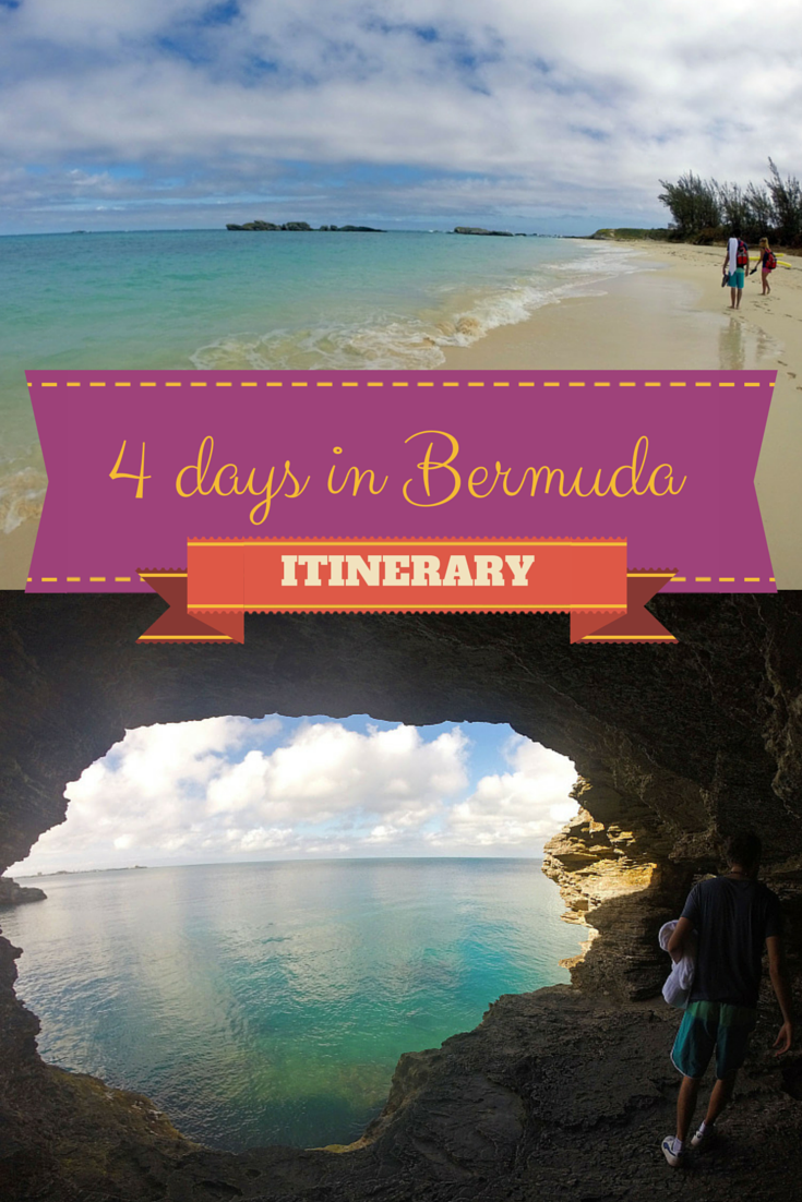 Bermuda 4 Day Itinerary | Bermuda | Bermuda travel ...