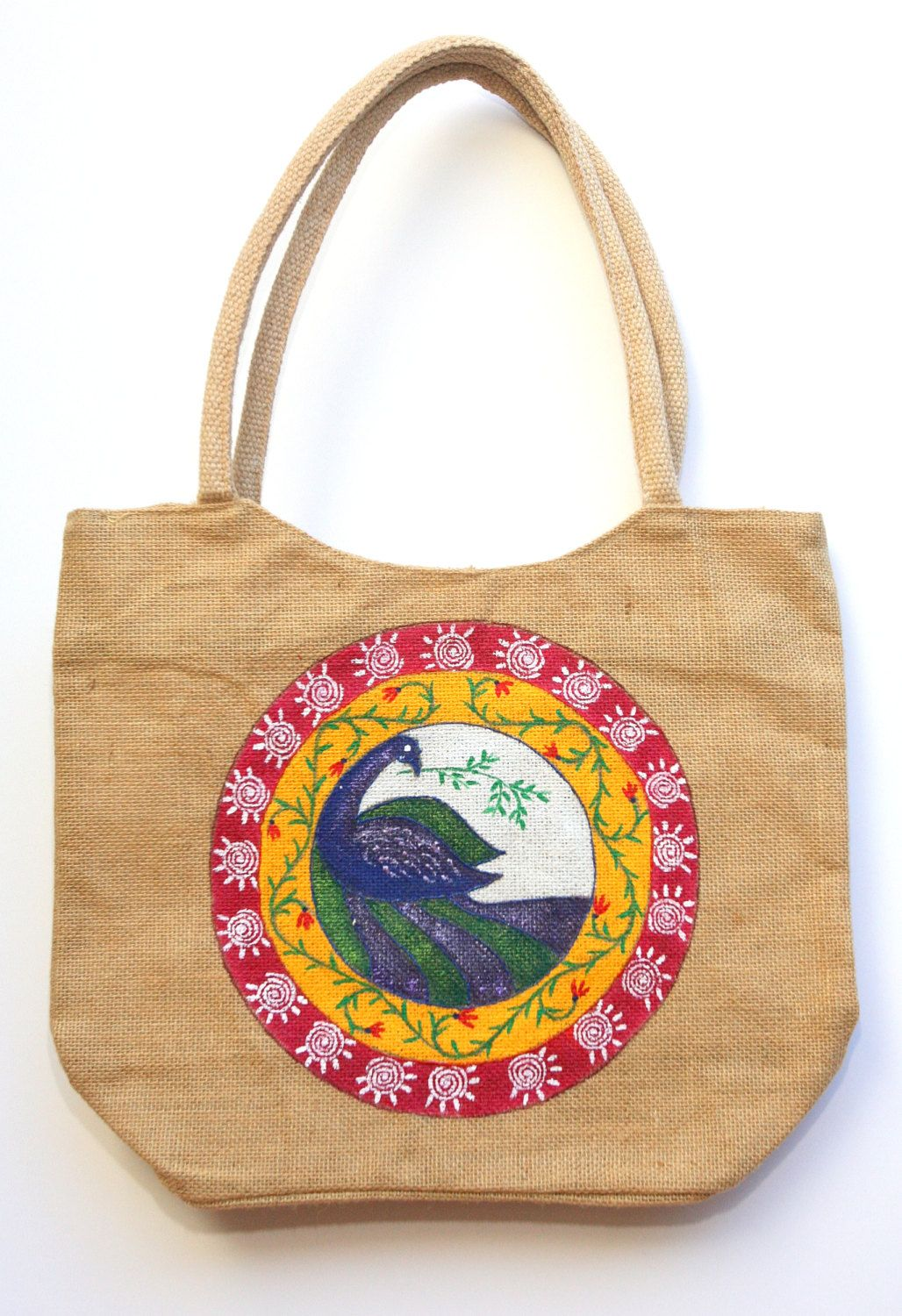c2c99e4149 Hand painted bag