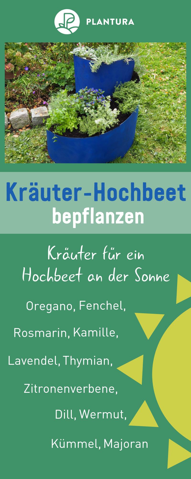 Krauterhochbeet Bepflanzen Leichtgemacht Hochbeet Bepflanzen Krauter Anpflanzen Pflanzen