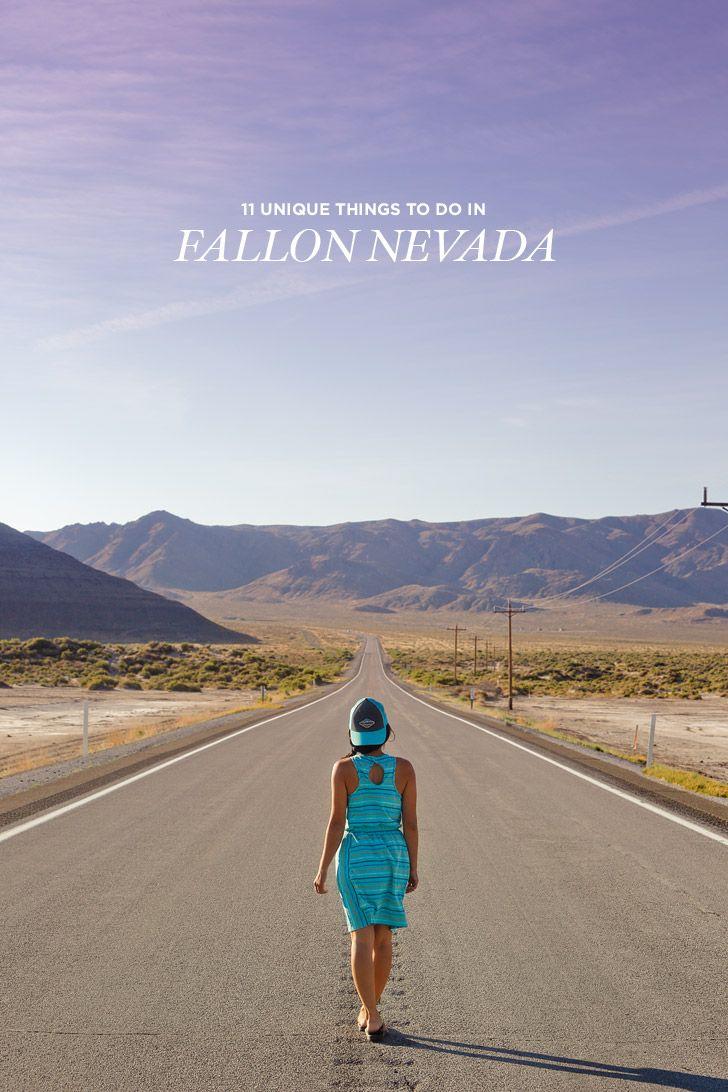 11 Unique Things To Do In Fallon Nv Nevada Travel Las Vegas Trip Fallon Nevada