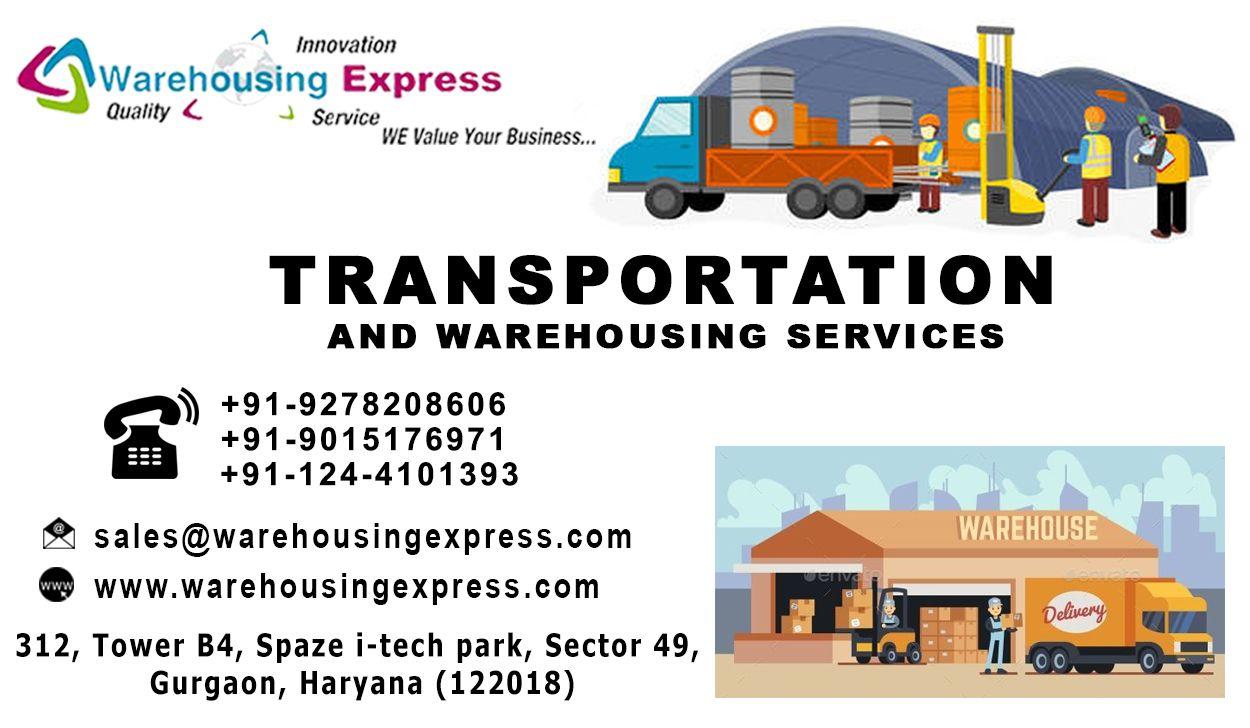 Warehousing Express Logistics Pvt  Ltd  offers