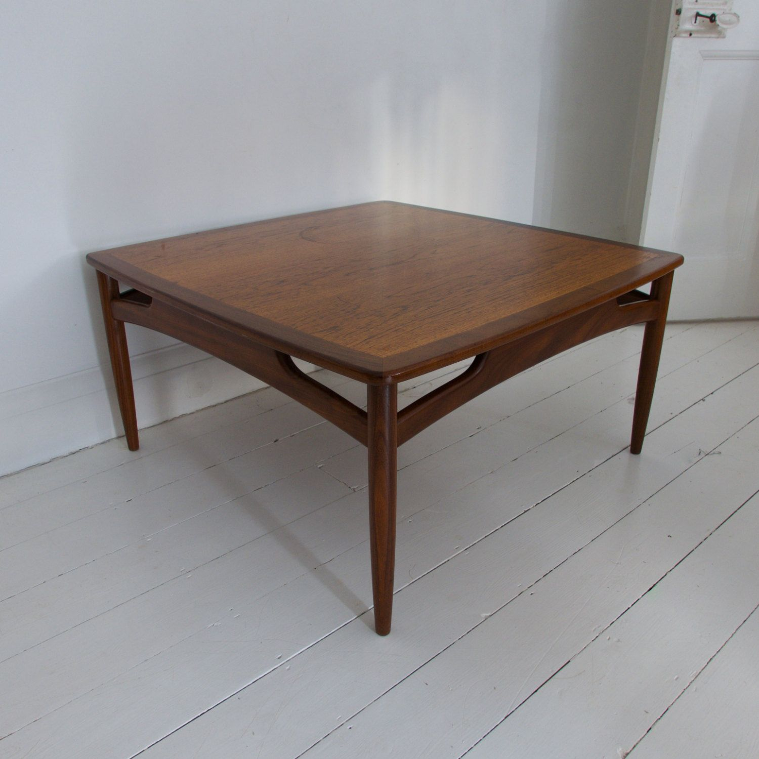 E GOMME G Plan Coffee Table Teak 1960 by WeirdGilly on Etsy